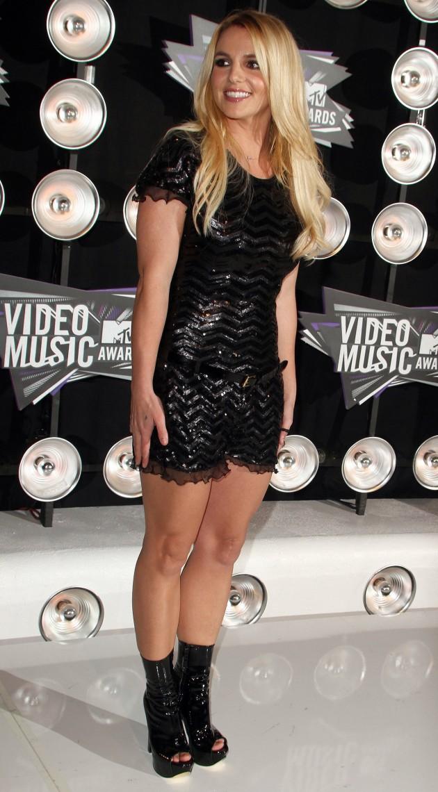 Britney VMA Picture