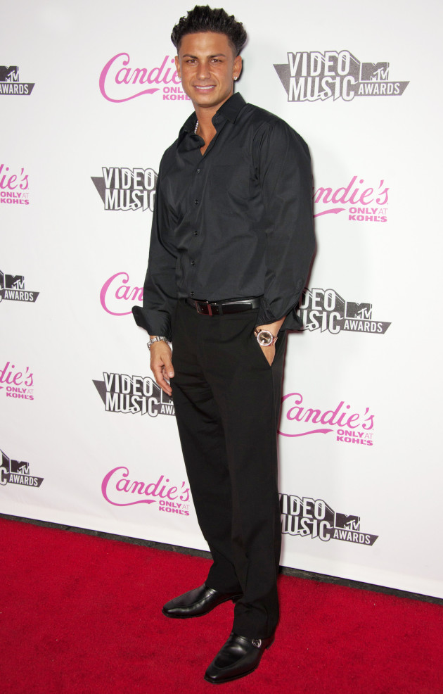 Pauly D VMA Picture