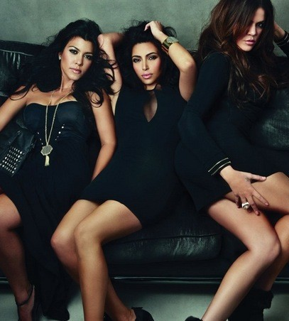 Kardashian Kollection Ad Campaign