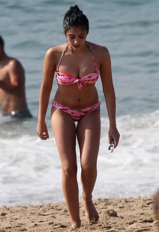 Lourdes Leon Bikini Photo