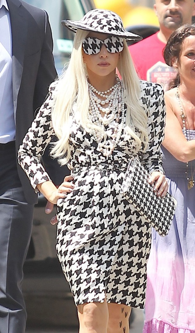 Lady Gaga Fashion Picture