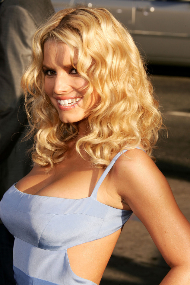 Jessica Simpson's Boobs