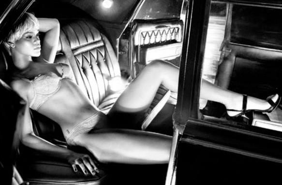 Rihanna Underwear Pic