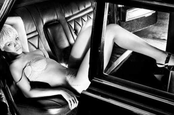 Rihanna, Underwear