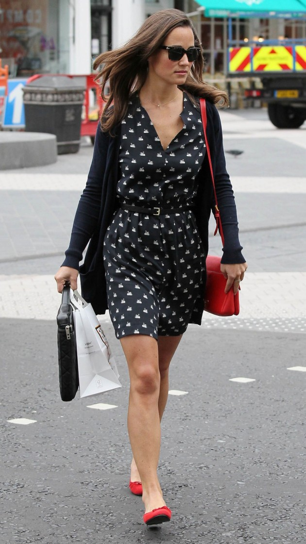 Pippa Middleton Shirt-Dress