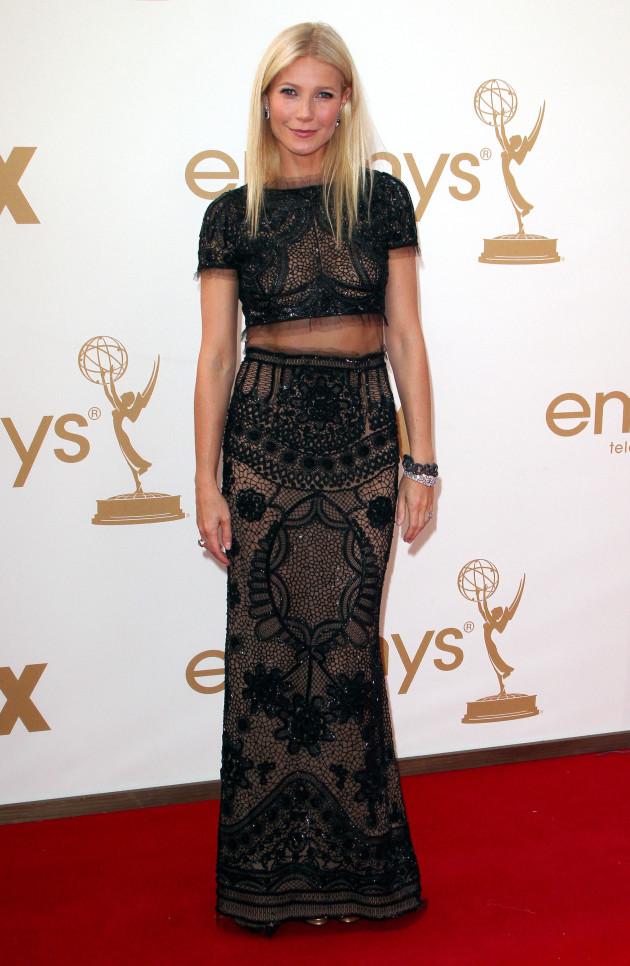 Gwyneth Paltrow Emmy Dress