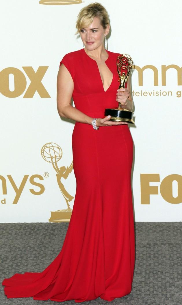 Kate Winslet, Emmys