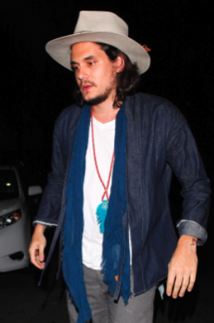 John Mayer Fashion