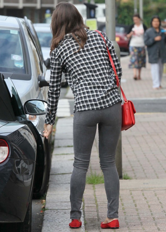 Pippa Middleton, Butt