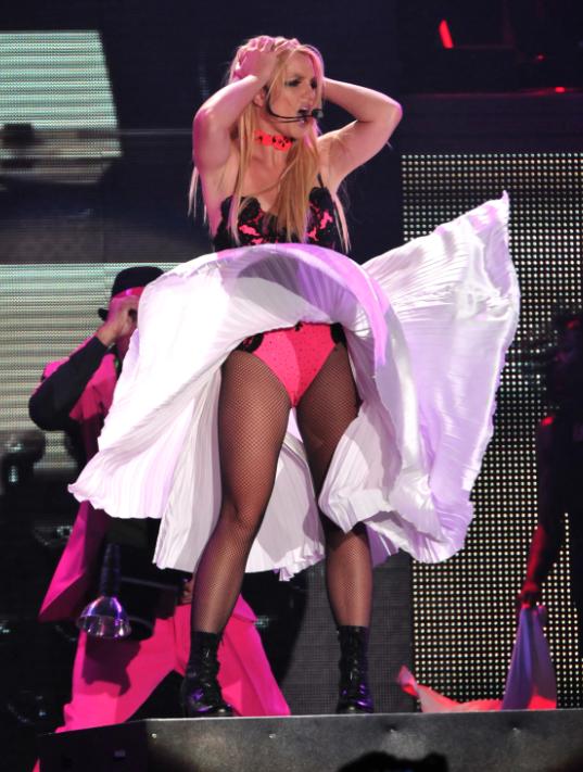 Britney Spears Underwear Pic