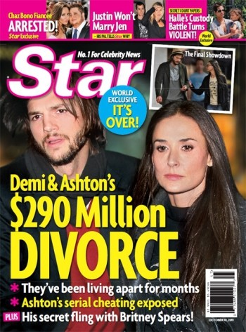 A Demi Divorce?!?