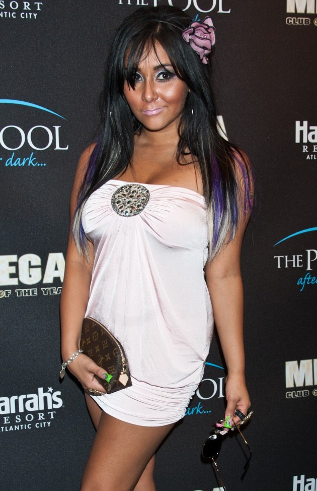 Snooki: Too Skinny