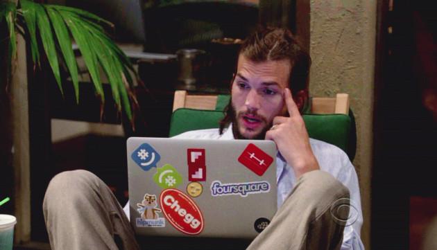 Ashton Kutcher as Walden Schmidt