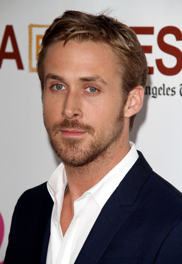 Ryan Gosling Movie Premiere Pic