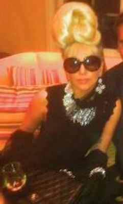 Gaga in Rodrigo Otazu