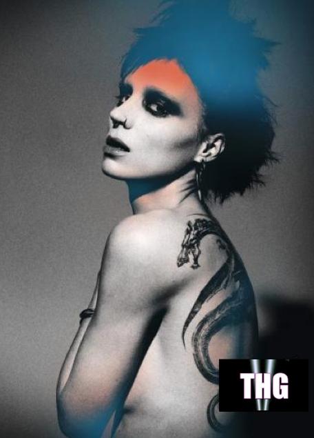 Rooney Mara Topless