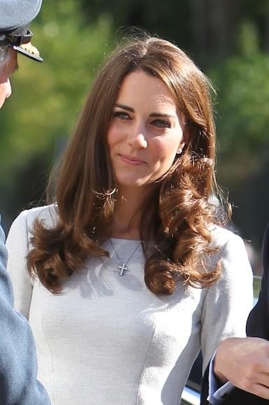 Kate Middleton Hairstyle