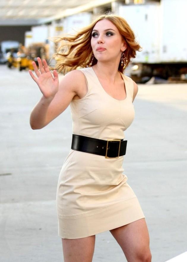 A Scarlett Johansson Pic