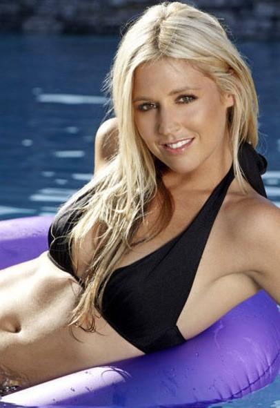 Natalie Getz Bikini Photo