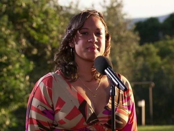 Melanie Amaro Picture