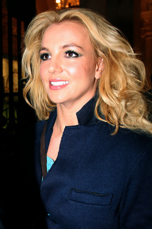 Britney Spears, Hair