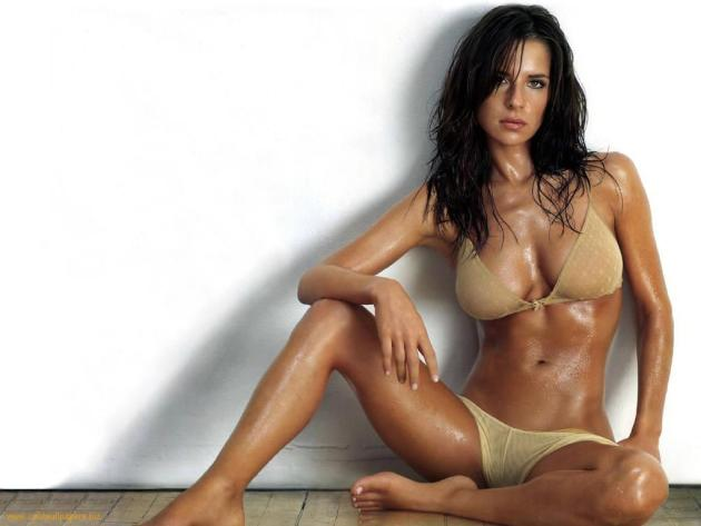 Kelly Monaco Bikini Photo