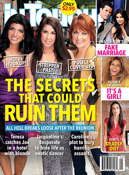 Real Housewives, Real Secrets