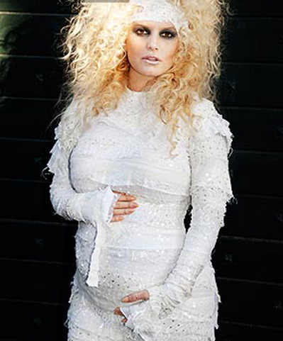 Jessica Simpson, Mummy