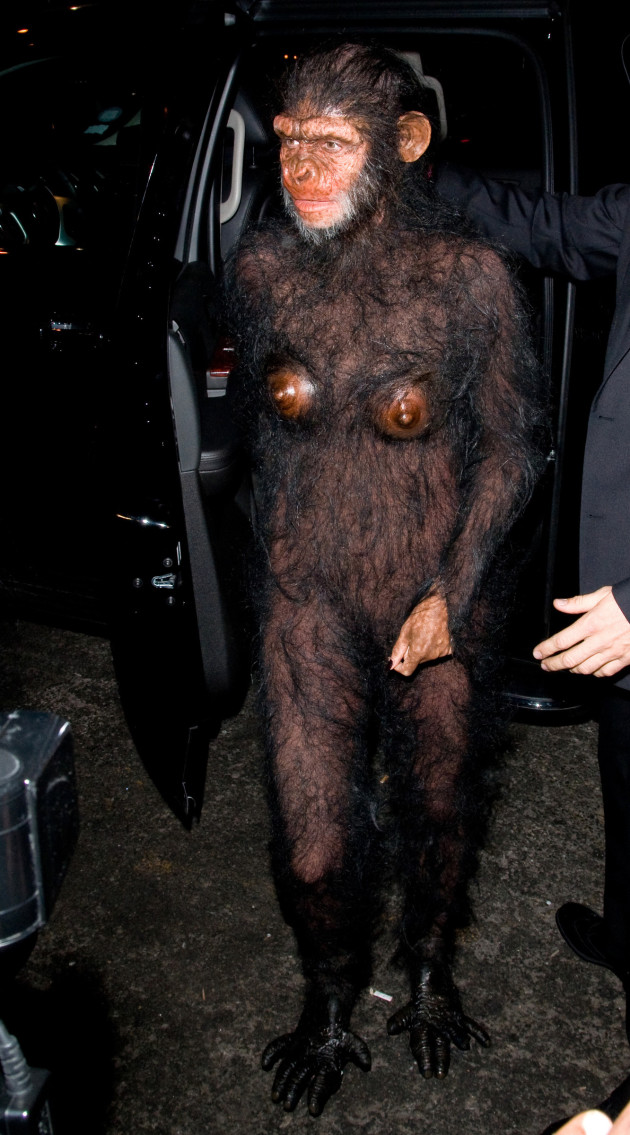 Heidi Klum Costume