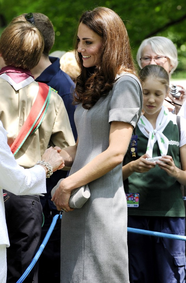 Kate Middleton, Fashion Icon