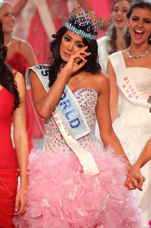Ivian Sarcos, Miss World