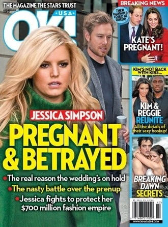 Jessica Pregnant, Betrayed