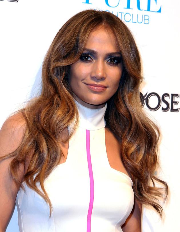 J. Lo in Vegas