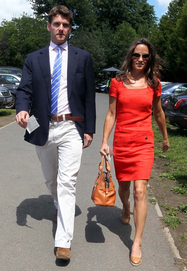 Pippa Middleton and Alex Loudon Picture