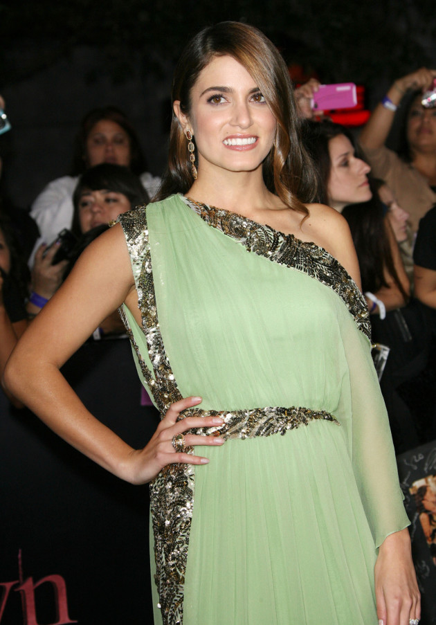 Nikki Reed at Breaking Dawn Premiere