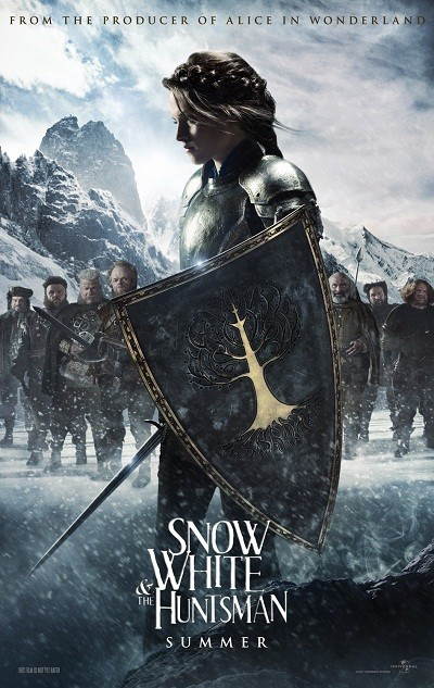 Kristen Stewart as Snow White Poster