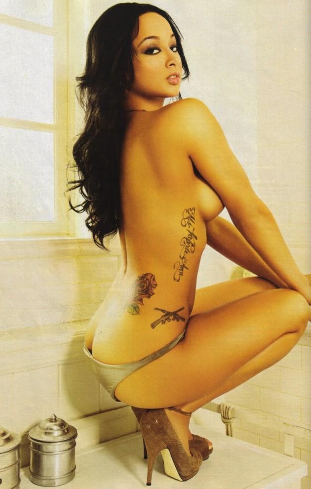 draya michele nude