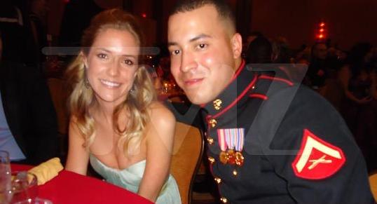 Kristin Cavallari, Marine Corps Ball