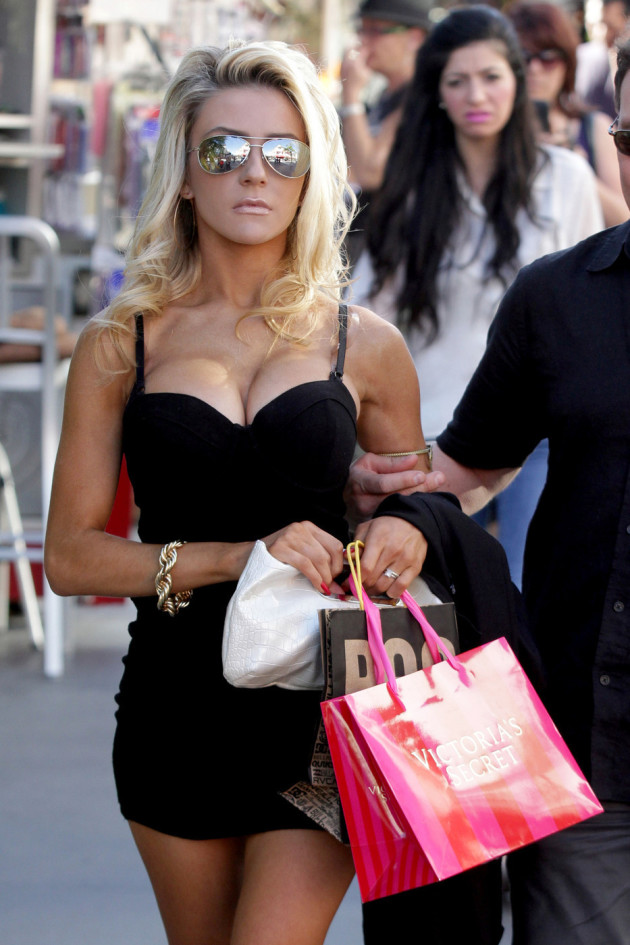 Typical Courtney Stodden Fashion