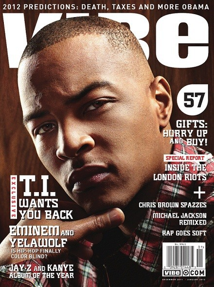 T.I. Vibe Cover
