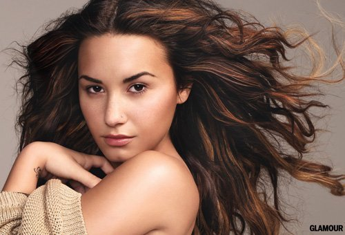 Demi Lovato Glamour Photo
