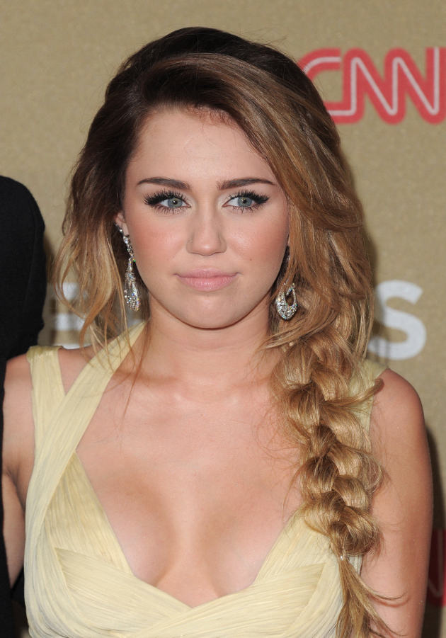 Miley for CNN