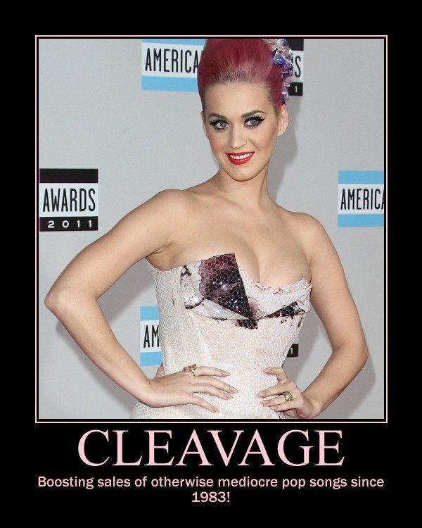 Katy Perry Motivational Poster
