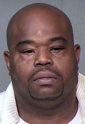 Jermaine Hopkins Mug Shot