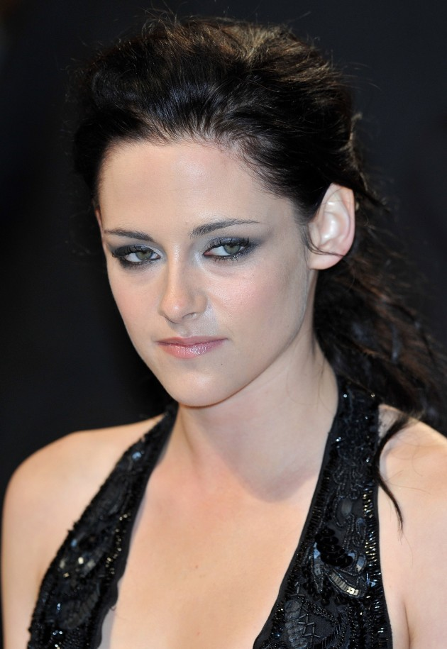 Kristen Stewart in England