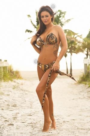 JWoww, Bikini