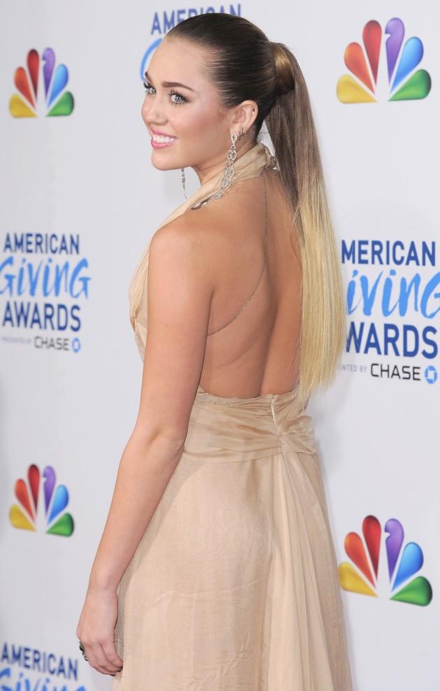 Pretty Miley Cyrus Photo