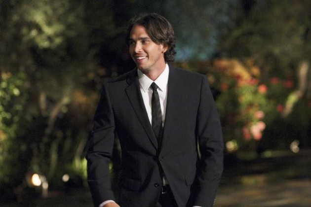Ben Flajnik on The Bachelor