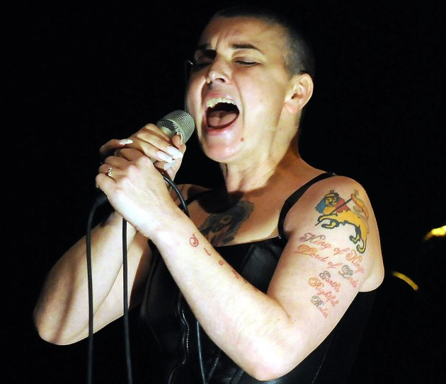 Sinead O'Connor Live