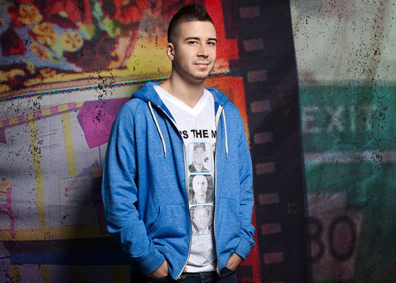 Vinny Guadagnino of Jersey Shore Pic
